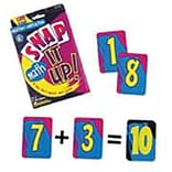 Snap It Up! Math: Add/Sub Card Game