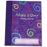Learning Resources® Journals, Make a Story Writing Journal, Set of 10