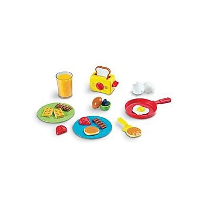 Pretend & Play®, Rise & Shine Breakfast, Set of 18