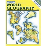 World Geography Reproducible Book