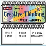 Write-Abouts, Creative Thinking, Grades 1-3