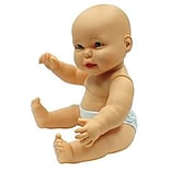 Large Gender Neutral Caucasian Baby Doll