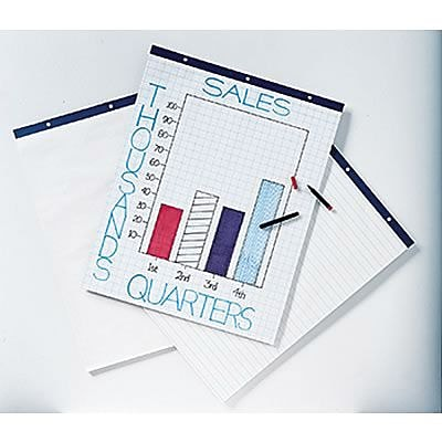 Easel Pad, 50 sheets, 1 Grid