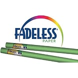 Fadeless 48 X 12 Nile Green 4 Pack