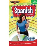 Rock N Learn® Spanish Vol. I CD & Book