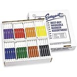 Sargent Art® Markers; 8 Colors 200/markers