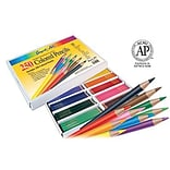 Sargent Art® Colored Pencils Asst 250/Pack