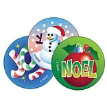 Christmas (Peppermint) Stinky Stickers®
