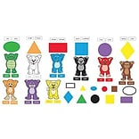 Bulletin Board Sets, Colors & Shapes