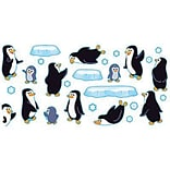 Bulletin Board Sets, Playful Penguins