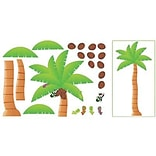 Palm Tree Bulletin Board Set, 27 pieces
