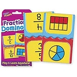 Fractions Dominoes Challenge Cards®