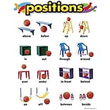 Positions Learning Chart