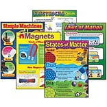 Learning Charts Combo Packs, Physical Science