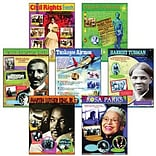 Learning Charts Combo Pack, African-American History