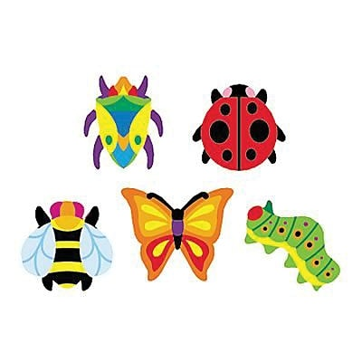 Trend® superShapes Stickers, Totally Buggy