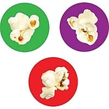 Popcorn Time Discovery superSpots® Stickers