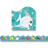 Sparkle Fish Border