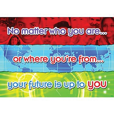 No matter who you are… ARGUS® Poster