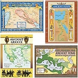 Ancient Civilizations Bulletin Board Set