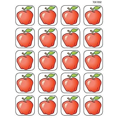 Teacher Created Resources Stickers, Apples