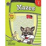 Ready•Set•Learn: Mazes, Grade 1