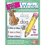 Little Kids..., Write!