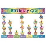 Our Birthday Graph Bulletin Board Set