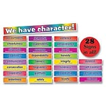 Character Signs Bulletin Board Set