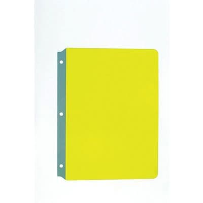 Ashley Reading Guide,11x8-1/2, Yellow