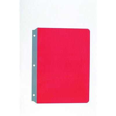 Ashley Reading Guide,11x8-1/2,  Red