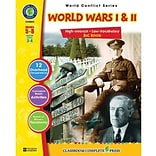 World Conflict Series World Wars I and II