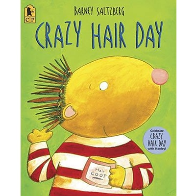 Candlewick Press Crazy Hair Day Big Book, Paperback (BN9780763639693)