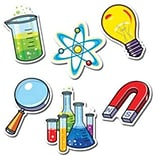 6 Science Lab Cut-Outs
