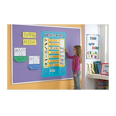 Educational Insights Word Ladder Phonics Activity Center