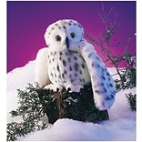 Folkmanis® Hand Puppets, Snowy Owl