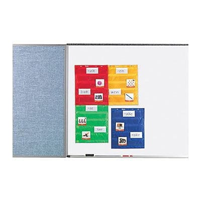 Learning Resources® Pocket Charts, Magnetic Pocket Chart Squares, Set of 4