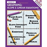 Graphing Slope & Linear Equations Repro Book