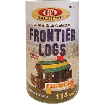 Frontier Logs™ Pony Express, 114/Pieces