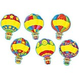 Hot Air Balloons Classic Accents® Variety Packs