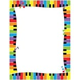 Trend Colorful Keyboard Terrific Papers