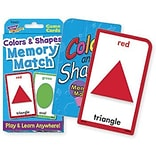Trend® Colors & Shapes Memory Match Cards