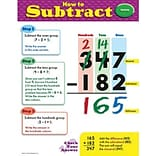 Trend® How to Subtract Learning Charts