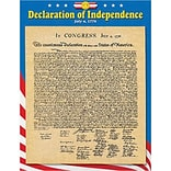 Learning Chart; Declaration of Independence