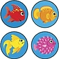 Trend® superSpots® Stickers, Fun Fish