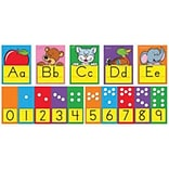 ABC Fun Alphabet Line Bulletin Board Set