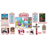 Trend Canadian Symbols Bulletin Board Set