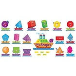 Ship Shapes and Colors Bulletin Board Set