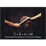 T.E.A.M. Together, everyone achieves… Poster