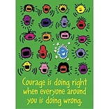 Trend ARGUS Poster; Courage is doing right…